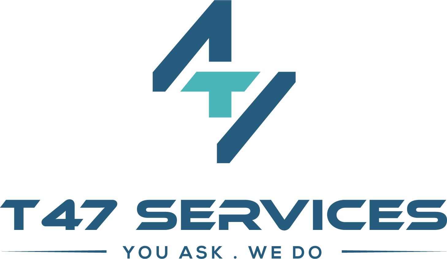 T47 Cleaning services logo