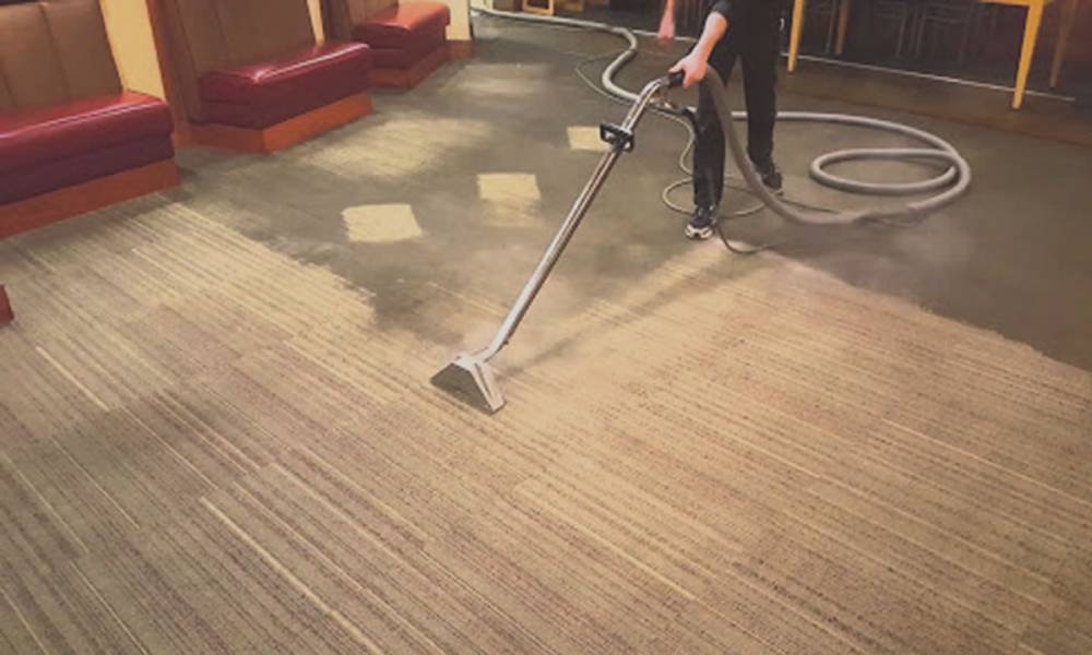 Benefits of high-pressure Carpet Steam Cleaning